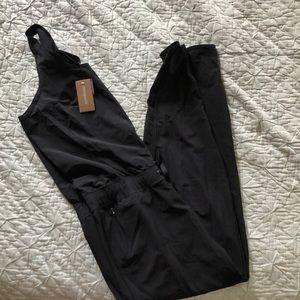 Amazing NWT Patagonia jumpsuit. Black/medium.